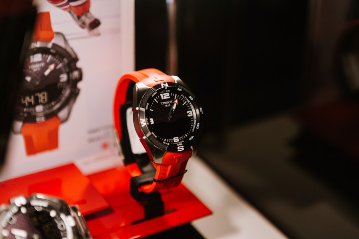 Tissot & Montreal Canadiens Celebrate Their Partnership @tissot_official #MyTissot #ThisIsYourTime