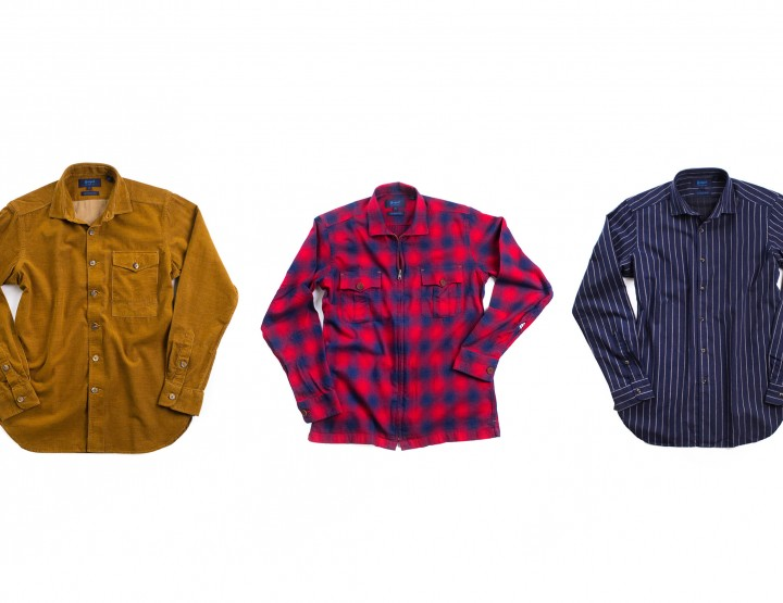 Check Out Our Favourite Pieces From Haspel's Autumn Release @HaspelClothing #HaspelMan