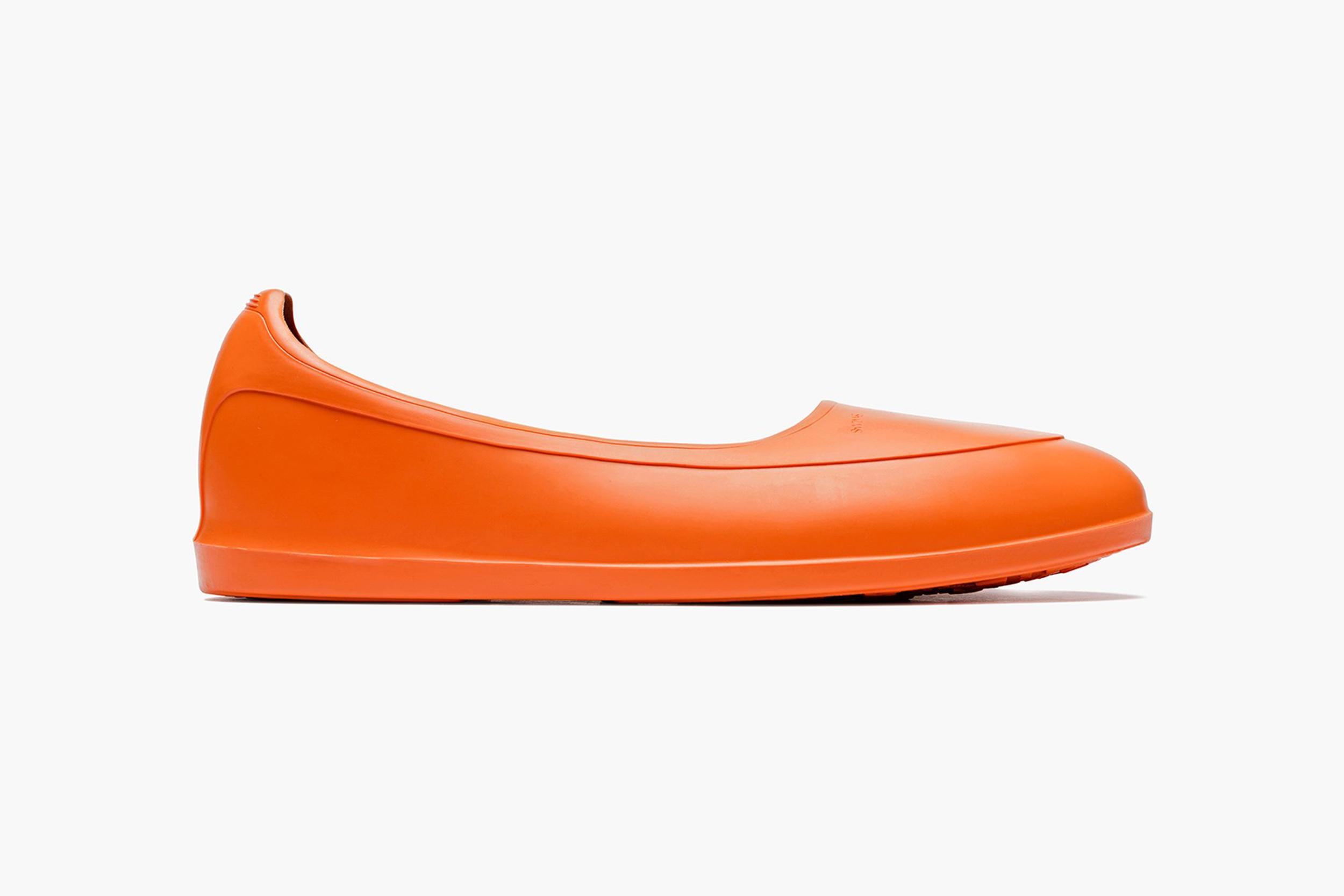 swims galoshes orange