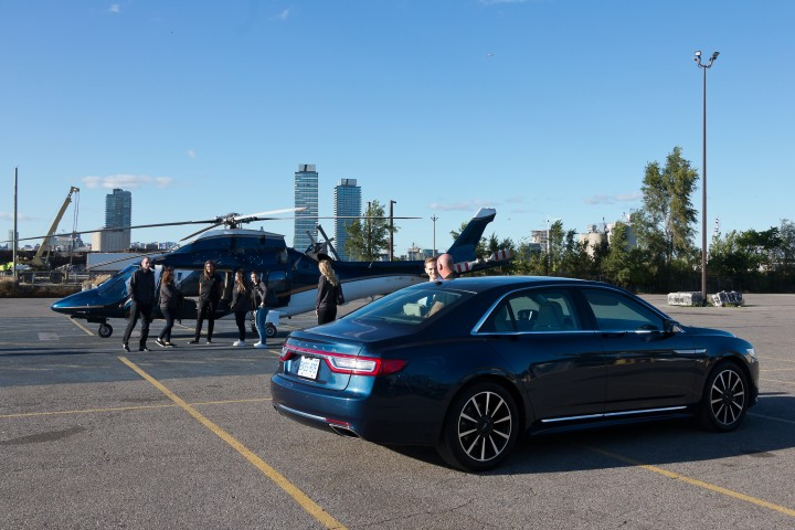 Take In Our Uncover Luxury Experience With Lincoln @LincolnMotorCA