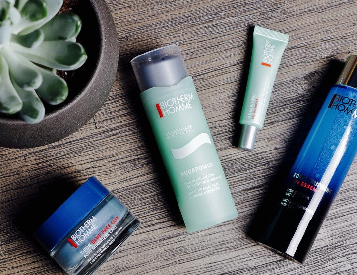 Update Your Grooming Routine With Biotherm @BiothermHomme