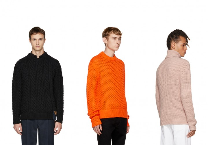 Chunky Knitwear You Need To Wear This Season #Menswear