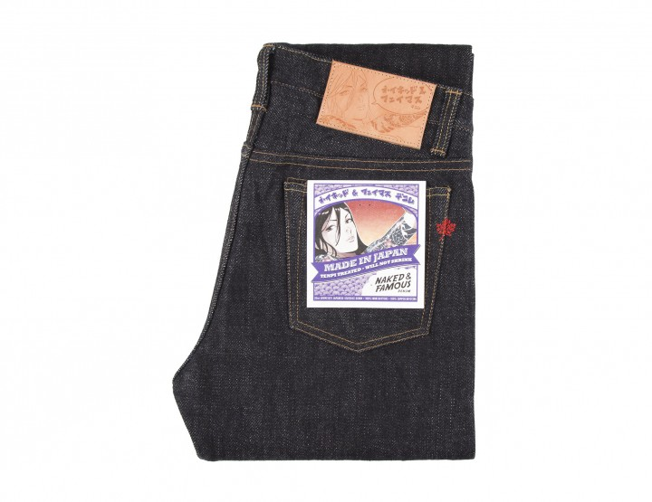 Naked & Famous Denim Made In Japan 4 Denim @nakedandfamousdenim #MadeInJapan
