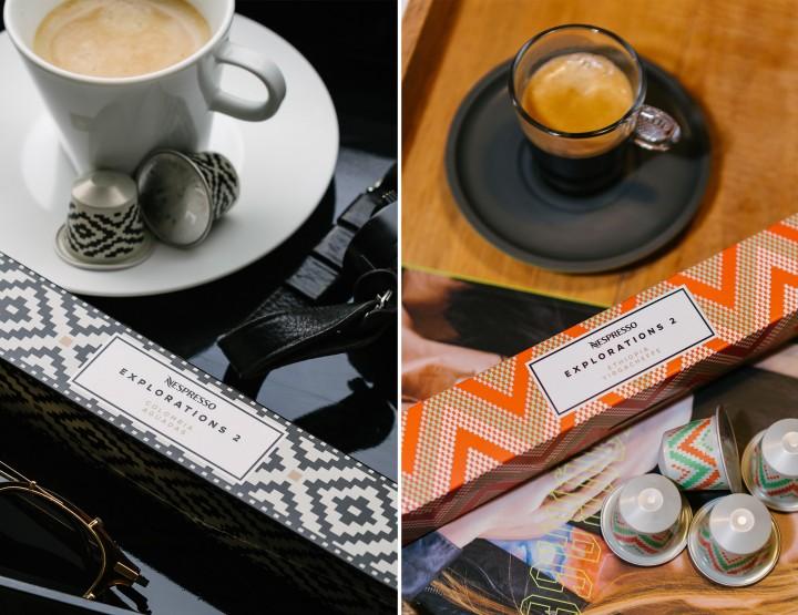 Nespresso Introduces Their Limited-Edition Explorations 2 Capsules @NespressoCA