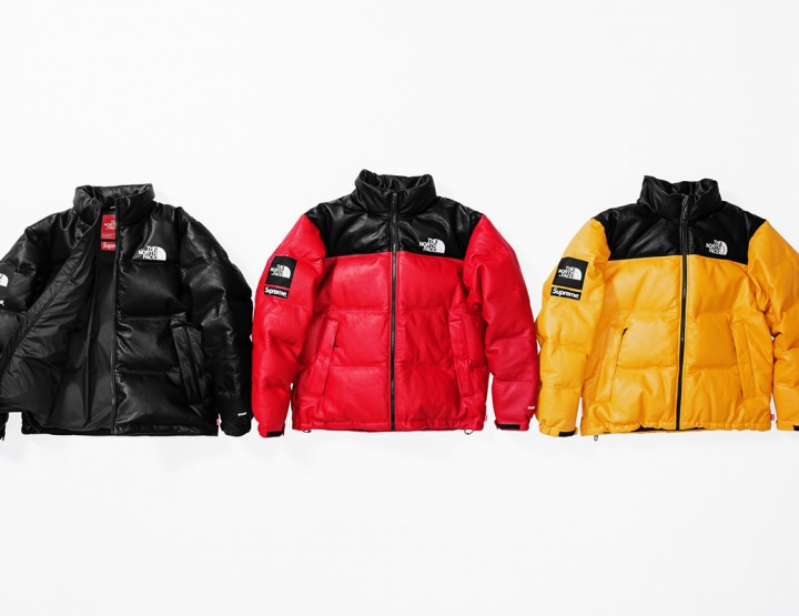 Supreme & North Face Returns For Another Fall 2017 Collection