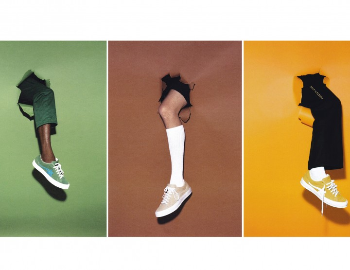Converse & Tyler, The Creator Are Set To Release Another GOLF le FLEUR Collection @Converse
