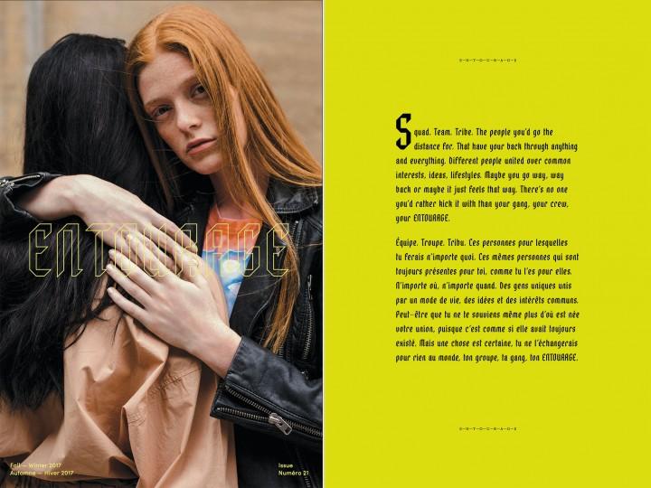Take A Peak Inside Little Burgundy's 21st Magazine Titled